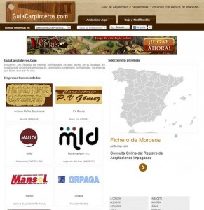 guiacarpinteros.com
