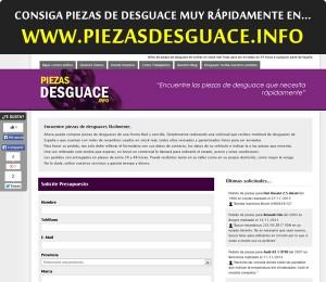 piezasdesguace.info